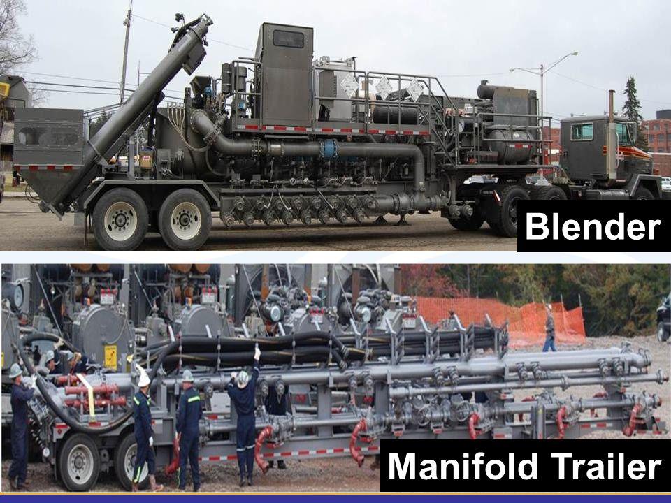 Manifold Trailer Blender