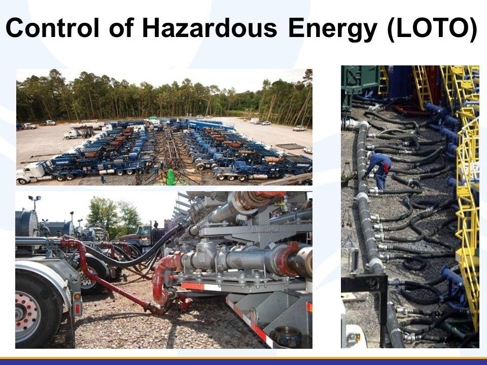 Control of Hazardous Energy (LOTO)