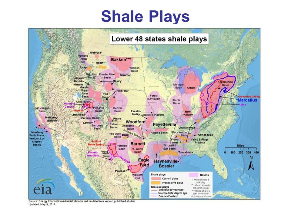 Shale Plays