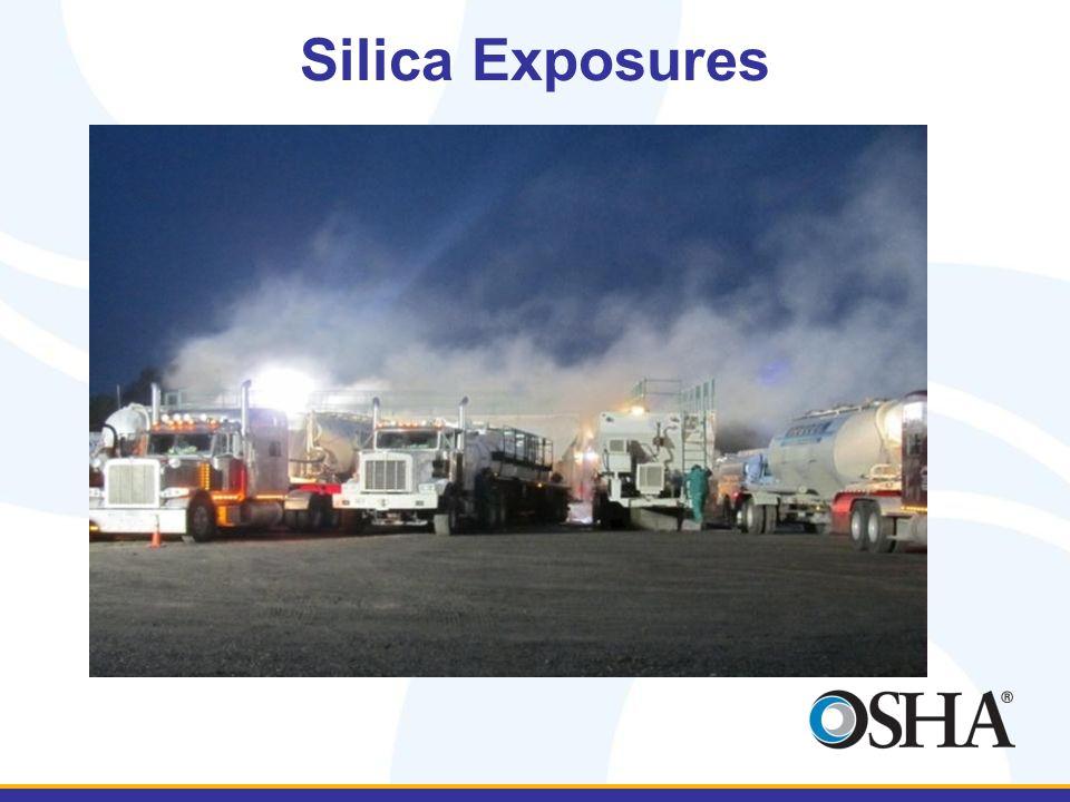 Silica Exposures
