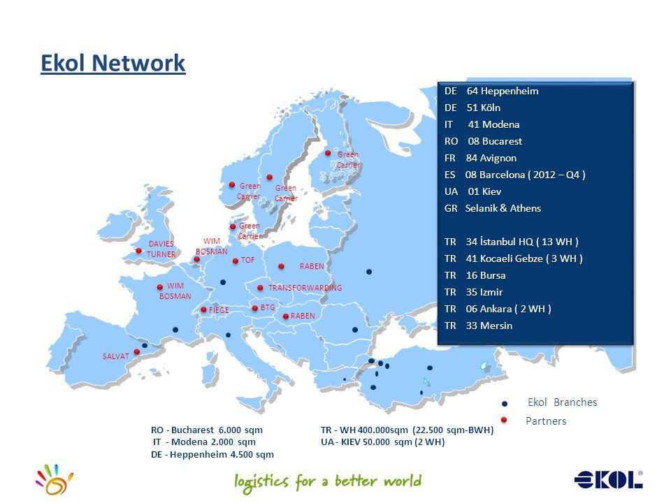 Intermodal Route – Cream Project Ekol is a member of C.R.E.A.M.