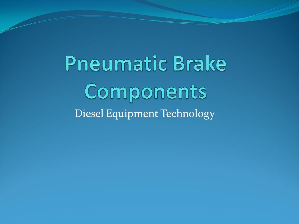 Diesel Equipment Technology
