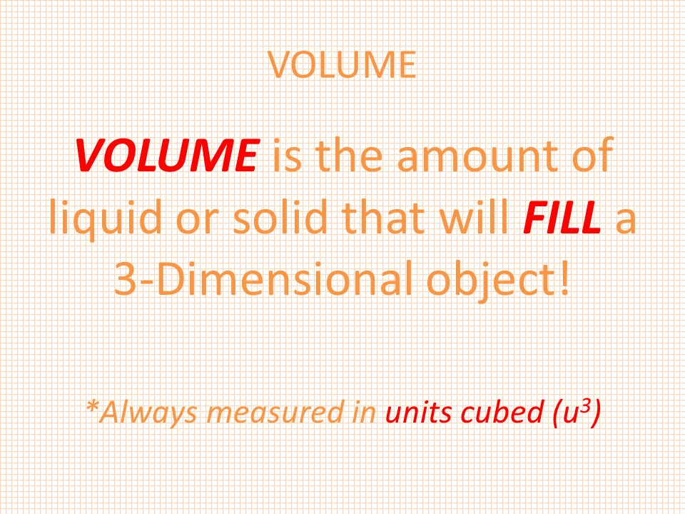 FIND THE VOLUME OF THIS RECTANGULAR PRISM: 40 in 9 in 11 in