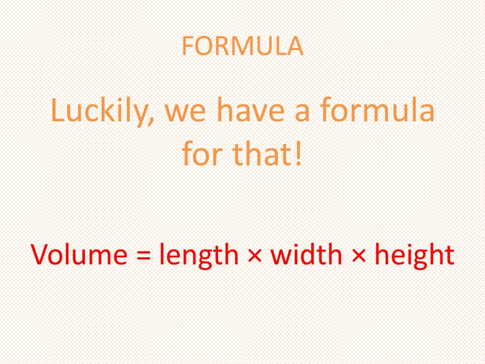 A rectangular prism has a length of 2 inches, a height of 5 inches, and a width of 3 inches.
