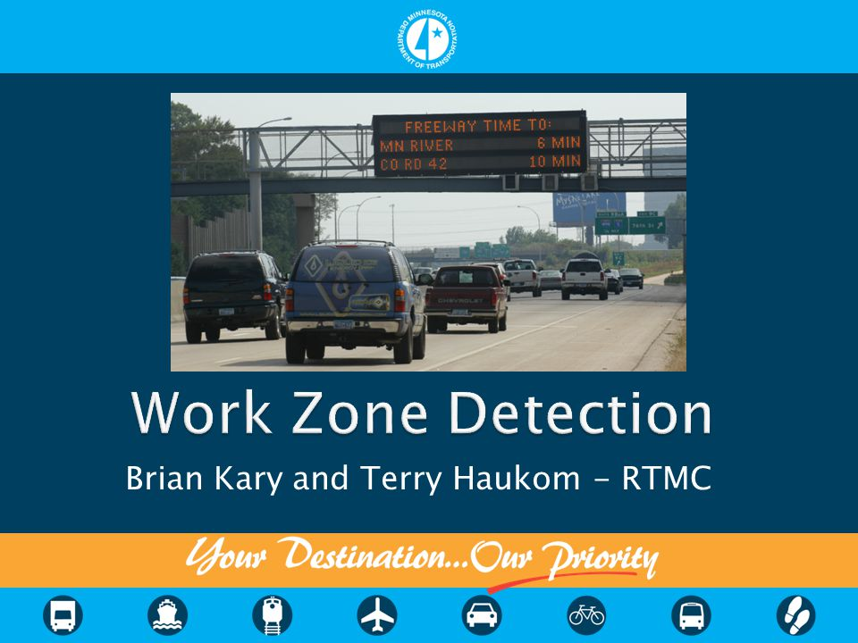 Brian Kary and Terry Haukom - RTMC