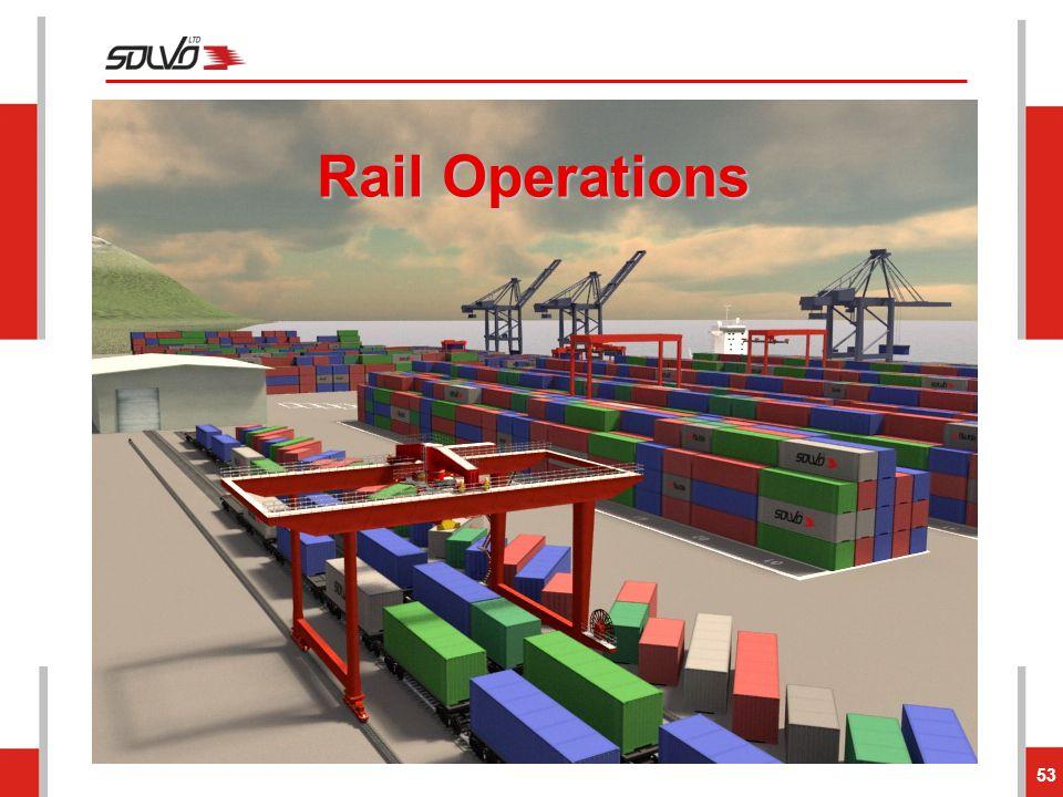 53 Rail Operations