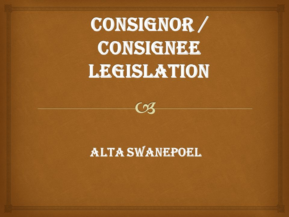   Consignor to have a method of determining mass Reg 330B (1)A consignor shall use a method of establishing the mass of a vehicle and any axle or axle unit of such vehicle that is accurate as to ensure that such vehicle axle or axles are not overloaded in terms of Part IV of Chapter VI.