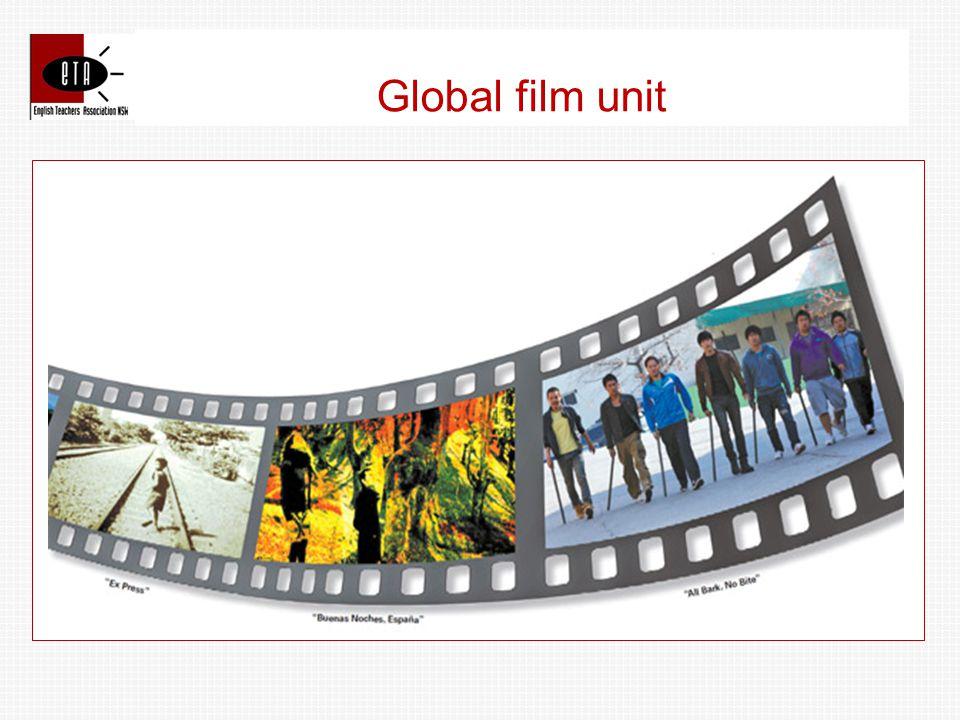 Global film unit