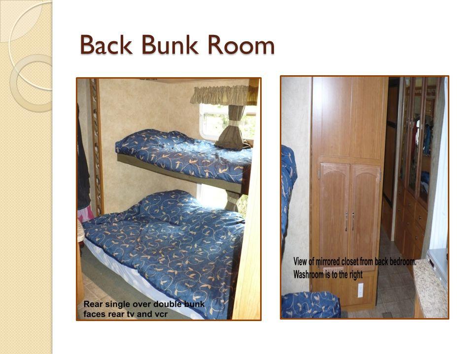Back Bunk Room