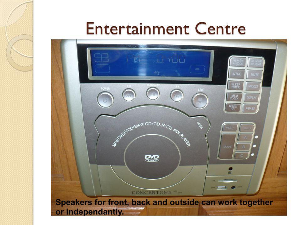 Entertainment Centre Entertainment Centre