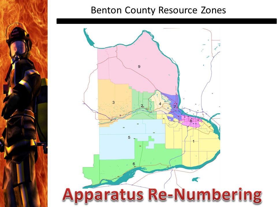 Benton County Resource Zones
