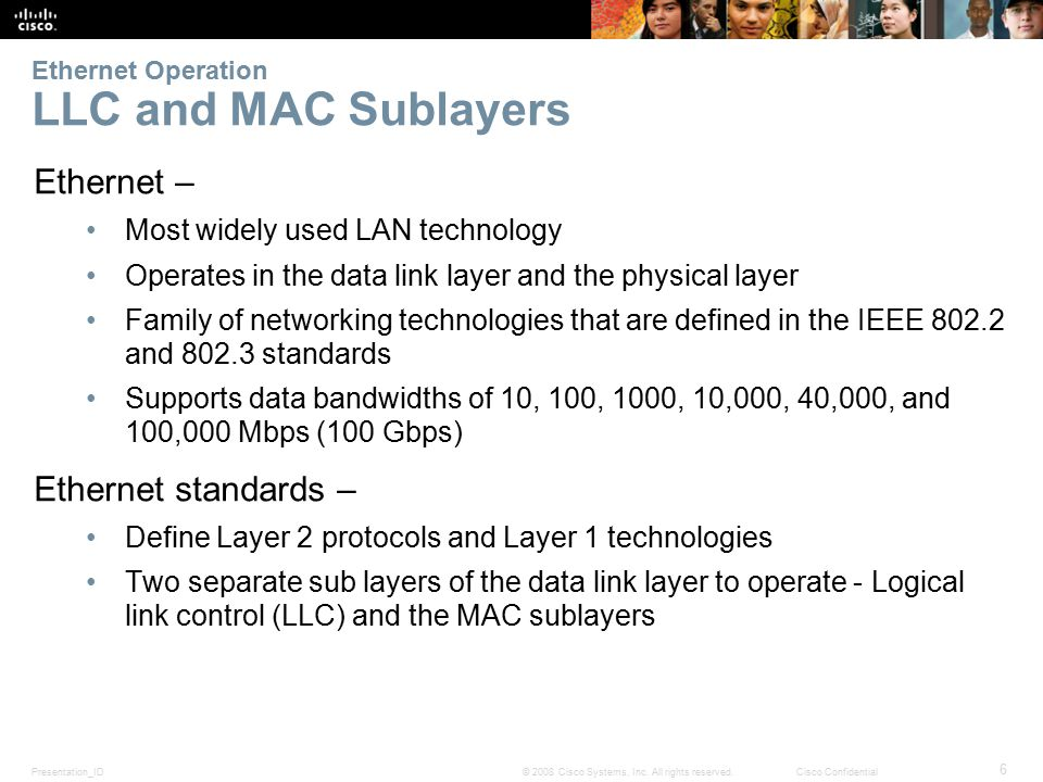 Presentation_ID 57 © 2008 Cisco Systems, Inc.
