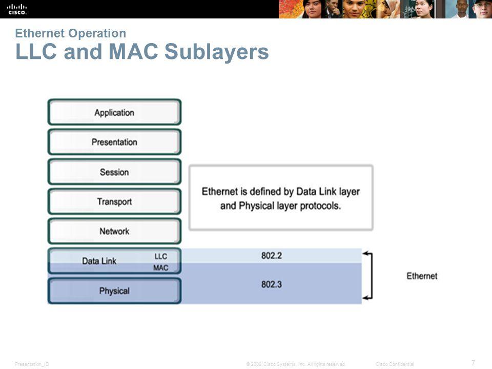 Presentation_ID 58 © 2008 Cisco Systems, Inc.