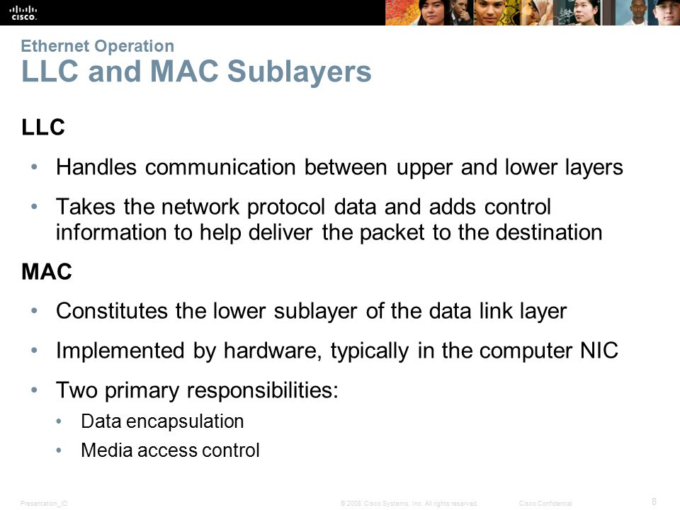 Presentation_ID 29 © 2008 Cisco Systems, Inc.