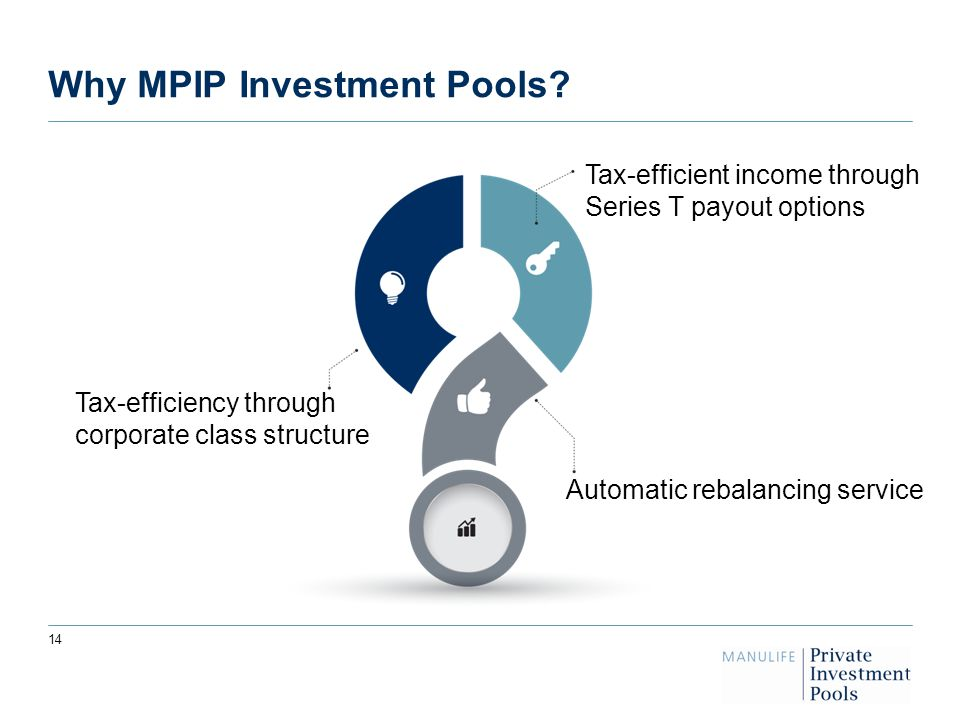 Why MPIP Investment Pools.