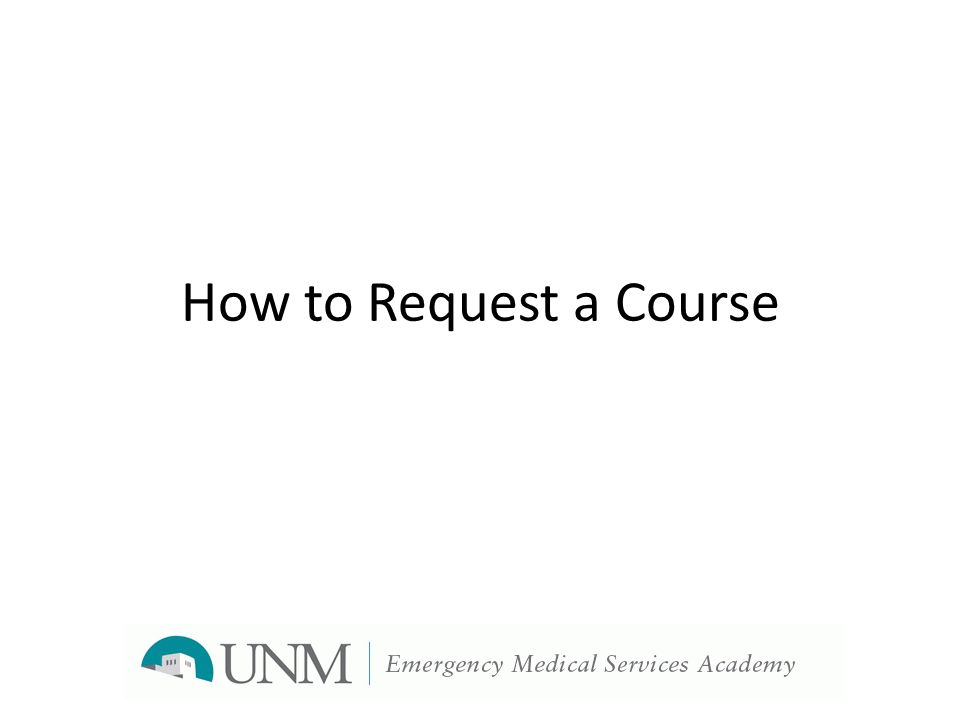 Supplies Requested Please indicate whether or not you will need supplies for this course.