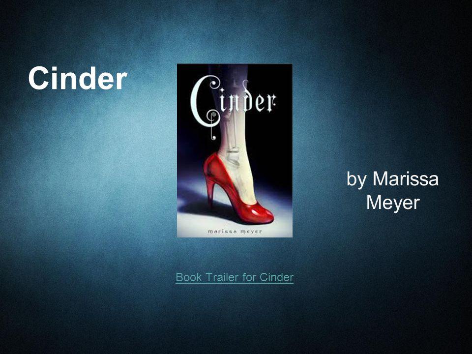 Cinder by Marissa Meyer Book Trailer for Cinder