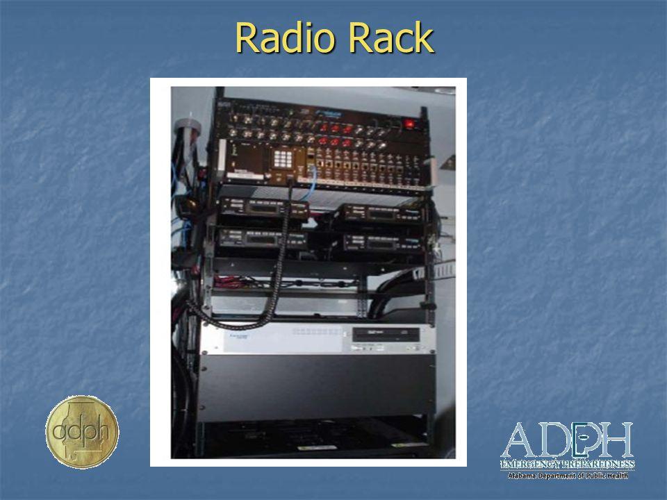 Radio Rack