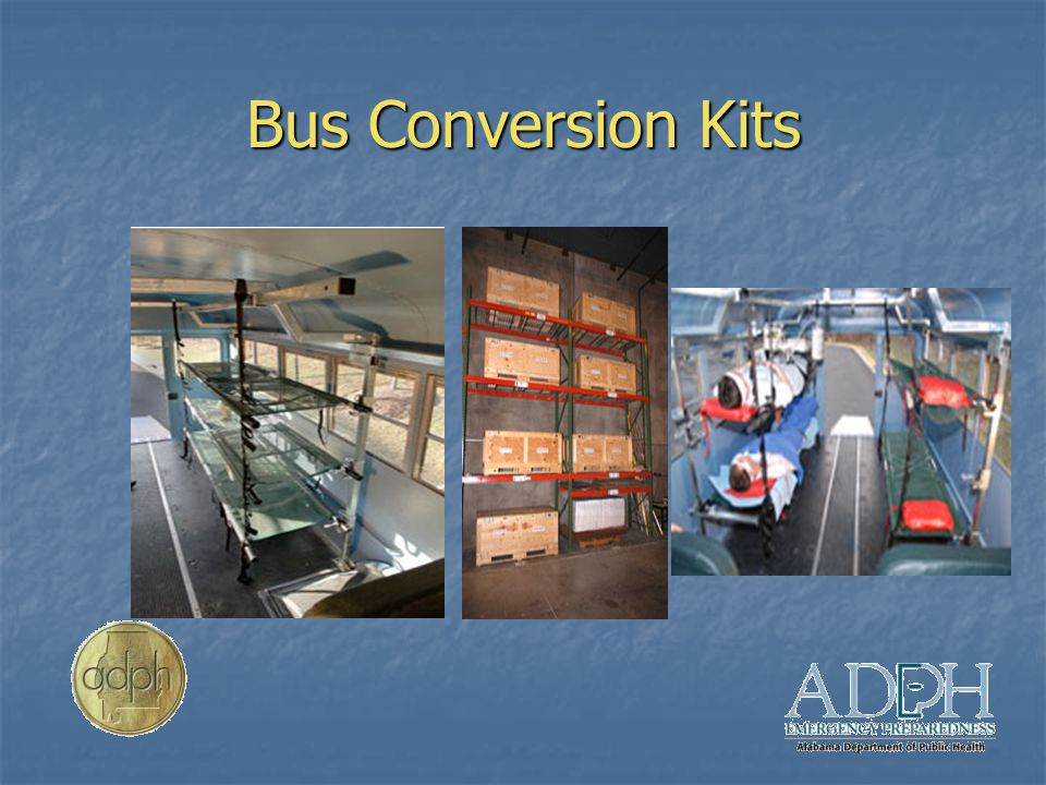 Bus Conversion Kits