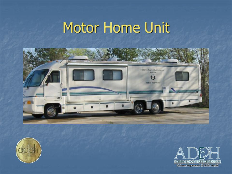Motor Home Unit