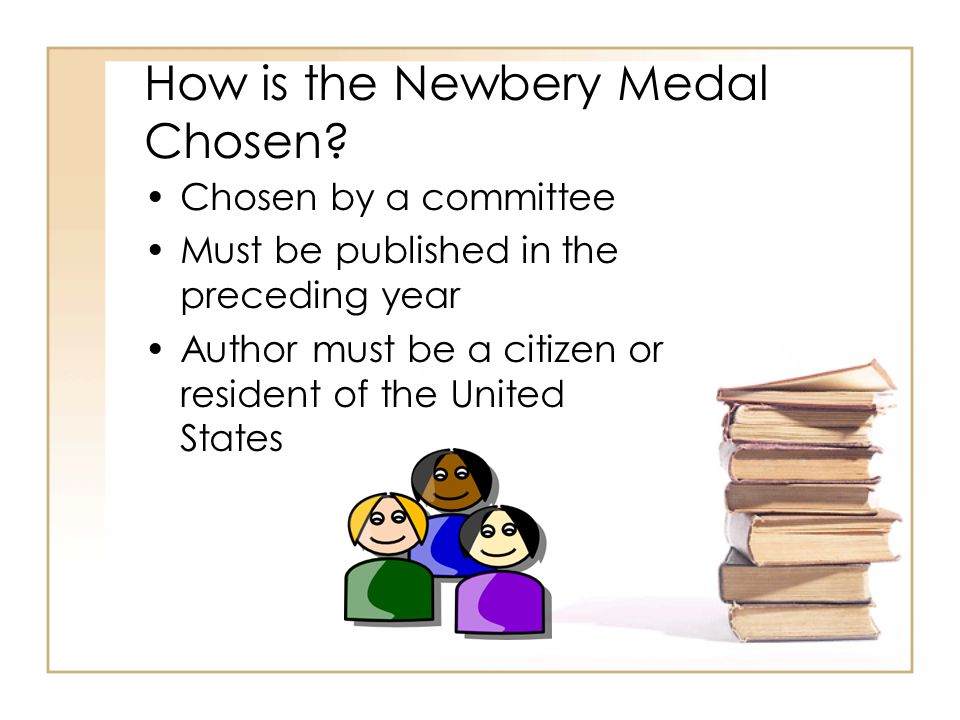 How is the Newbery Medal Chosen.