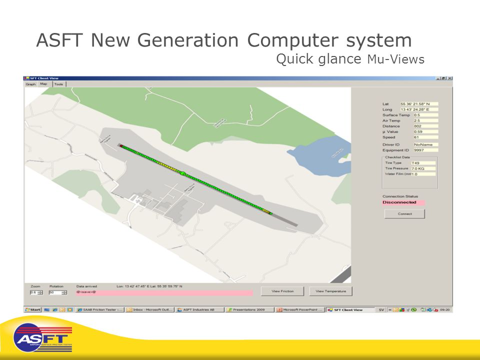ASFT New Generation Computer system Quick glance Mu-Views