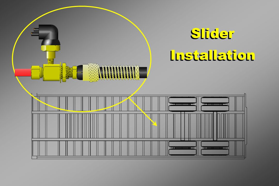 Slider Installation Slider Installation