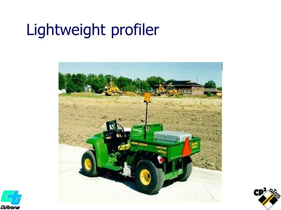 Lightweight profiler