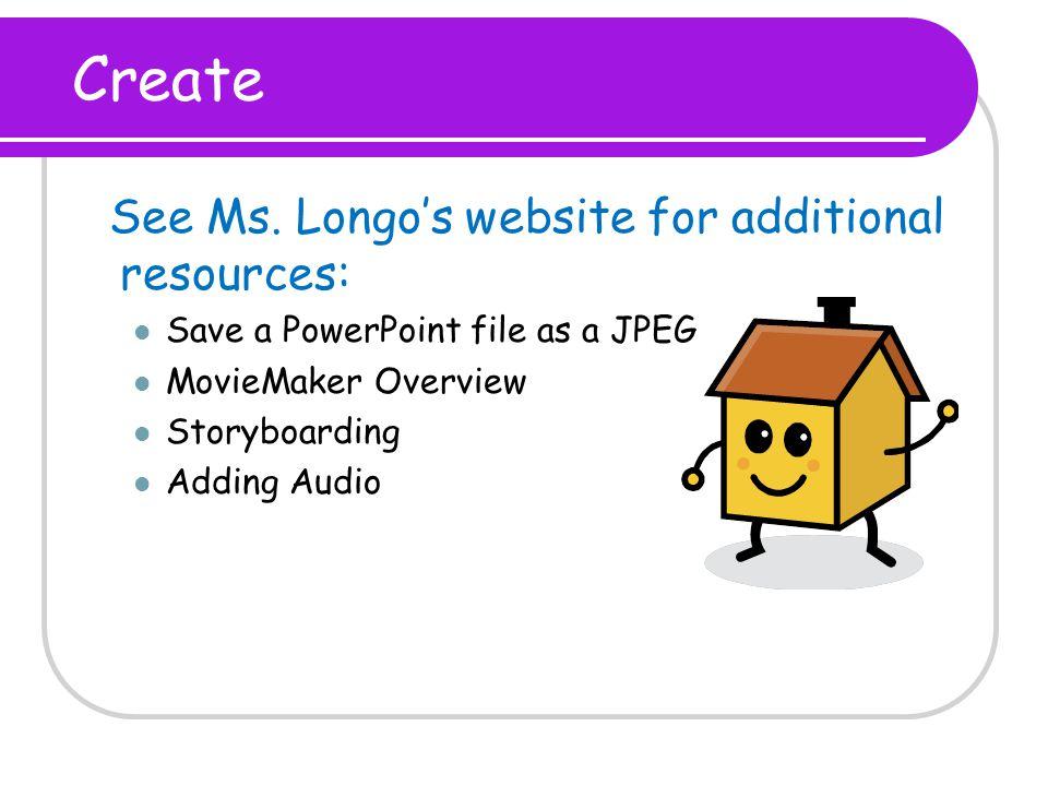 Create See Ms.