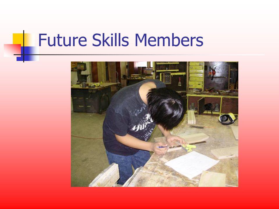 Future Skills Members