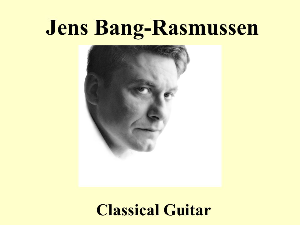 Jens Bang-Rasmussen is a world class musician with his roots deeply planted in the Nordic tradition.