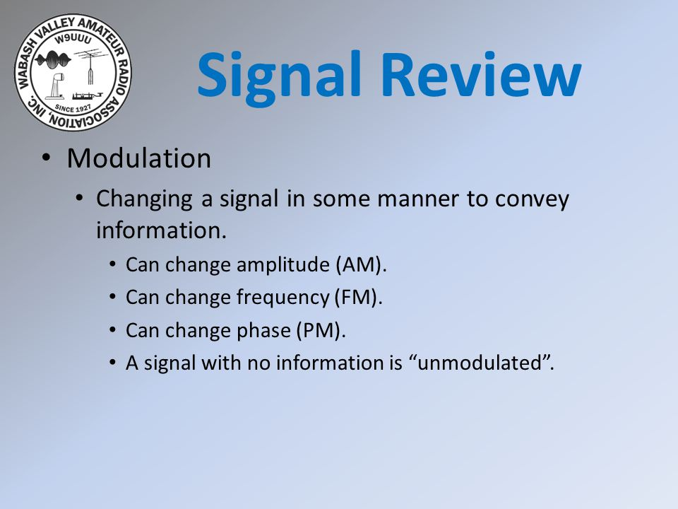 G8B12 -- What is the relationship between transmitted symbol rate and bandwidth.