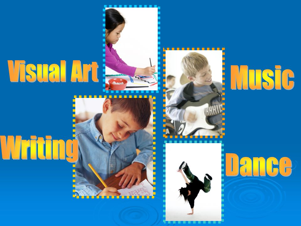 View Presentation on Art Careers in the Computer Lab *Complete an interest survey to determine their area of greatest art interest based on personal characteristics.