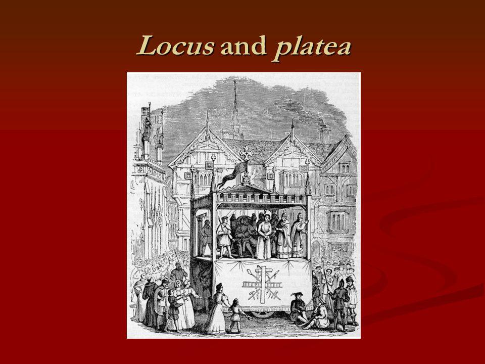 Locus and platea