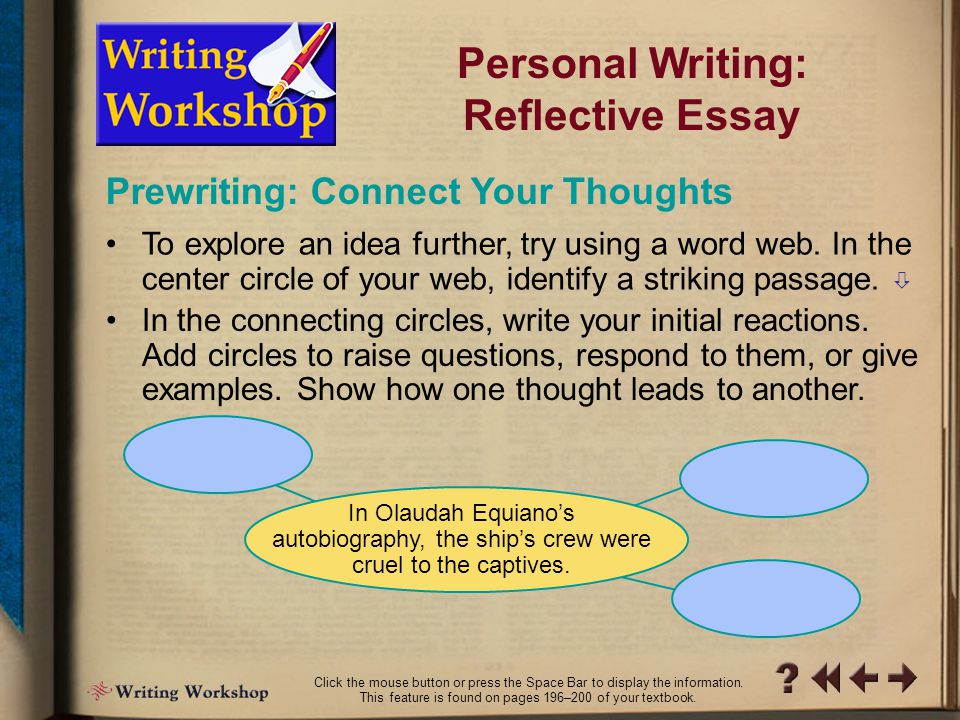 PW Writing Workshop 4 Personal Writing: Reflective Essay –What aspects of Abigail Adams's personality do I like or dislike.