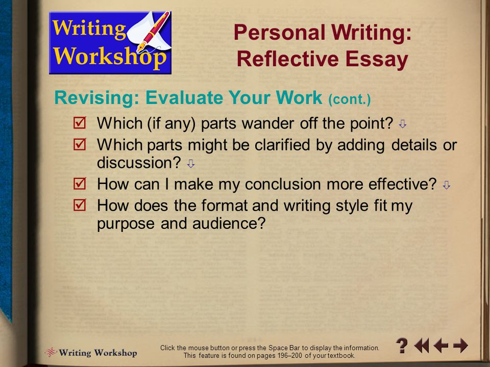 reflective essay writing tips for college students slideshare     SlideShare topics for reflective essays Essay Sample Essay Thesis Statement Personal Reflective  Essay Essay Reflective Essay Format