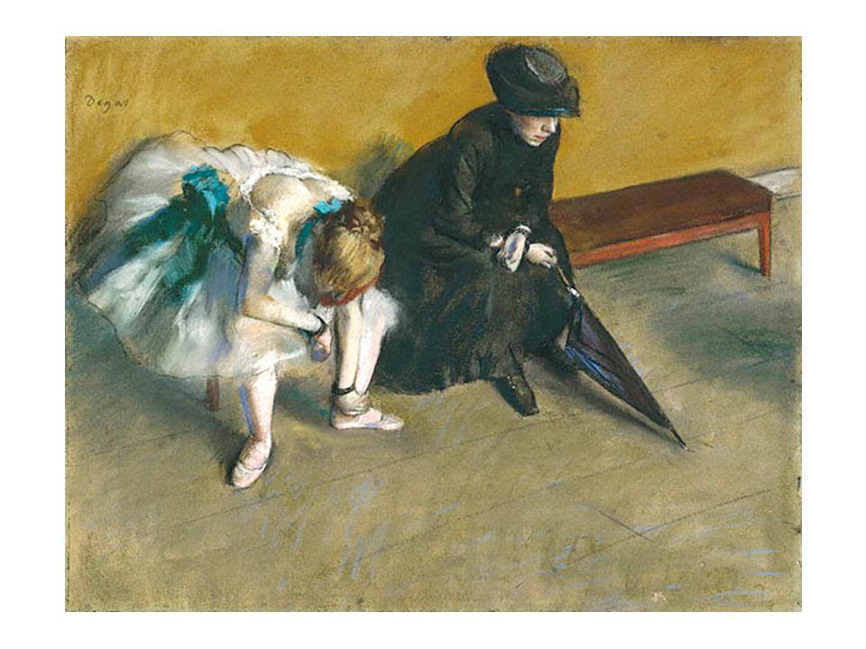 Degas Waiting