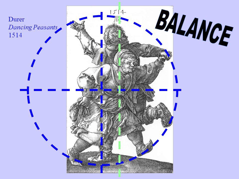 Durer Dancing Peasants 1514
