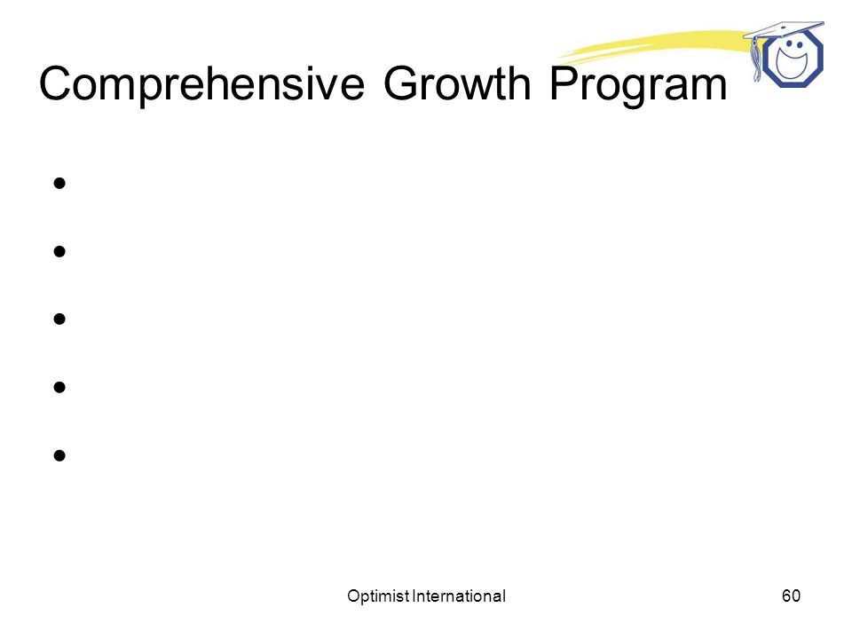 Optimist International59 Why Grow.