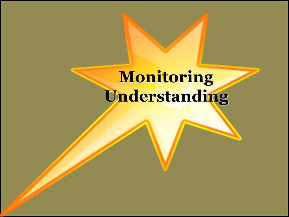 MonitoringUnderstanding