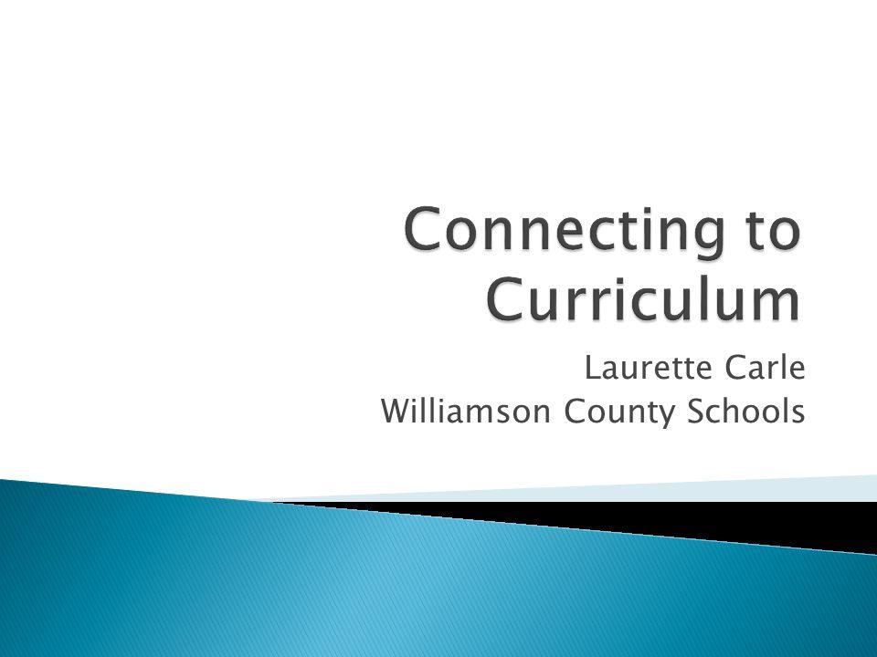 Laurette Carle Williamson County Schools