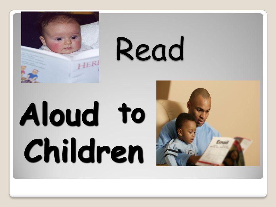 Read Aloud Children to