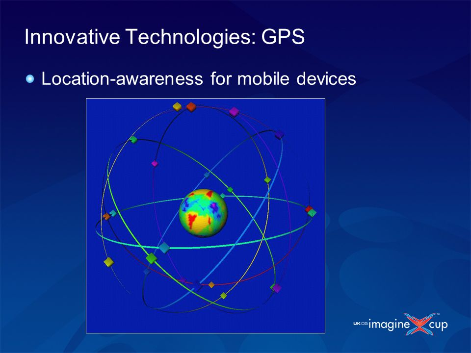 Innovative Technologies: GPS Location-awareness for mobile devices