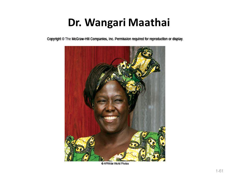 Dr. Wangari Maathai 1-61