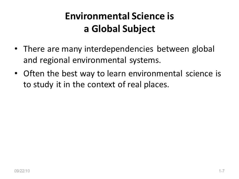 Critical Thinking Helps You Learn Environmental Science In this course you will have many opportunities to practice critical thinking.