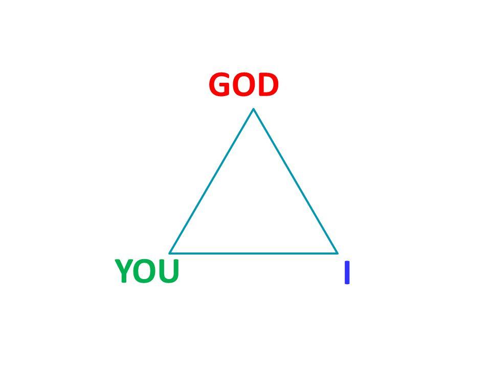 GOD I YOU