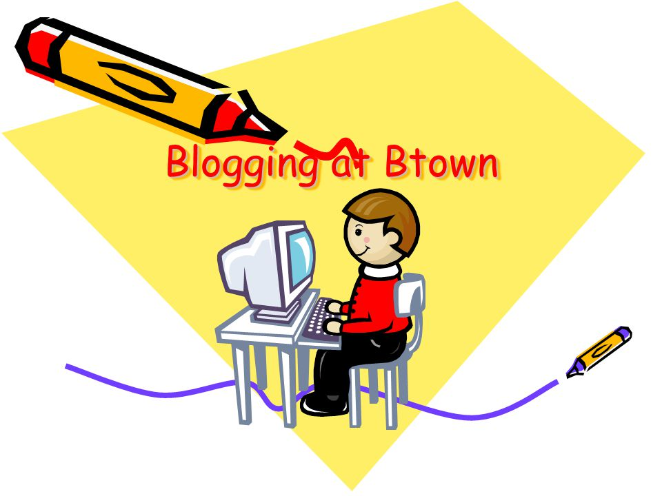 Blogging at Btown