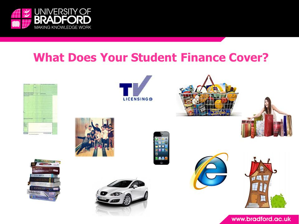 What Does Your Student Finance Cover?