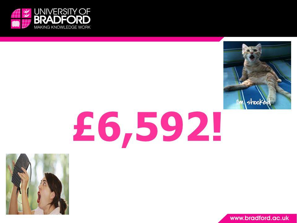 £6,592!