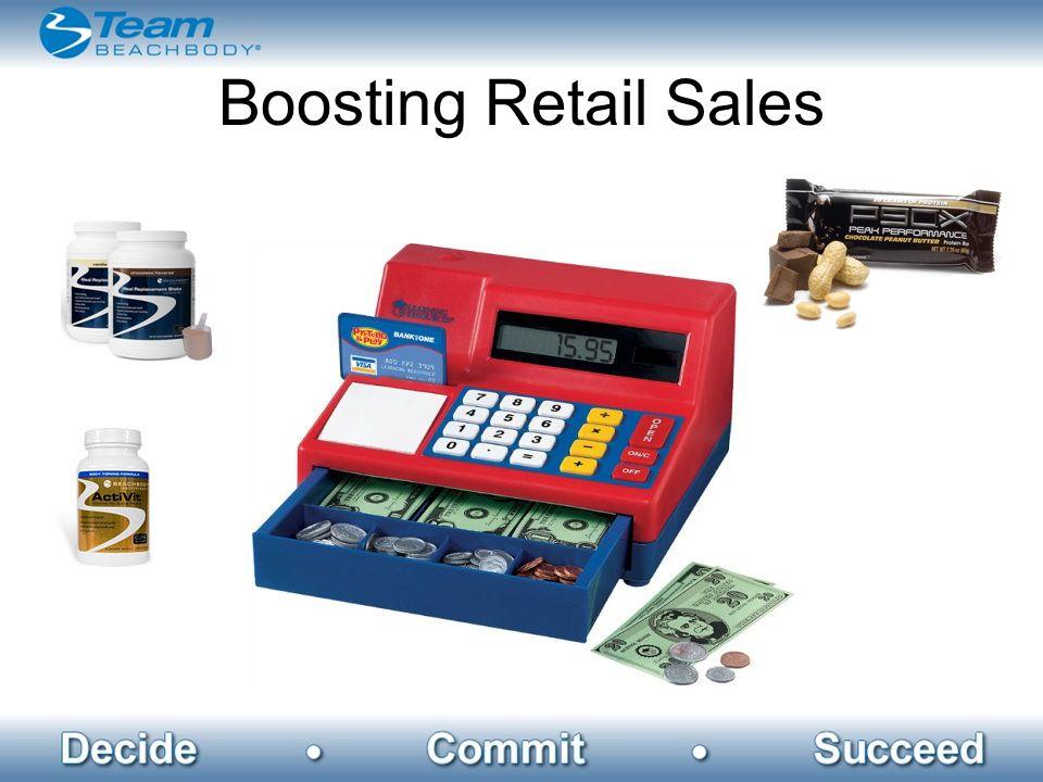 Boosting Retail Sales